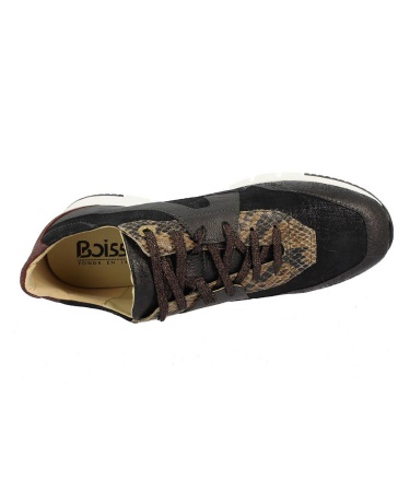 Basket VENICIA Noir Bronze