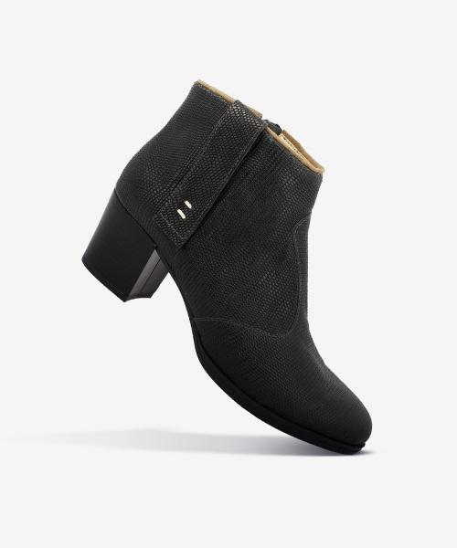 Boots PAGE Noir