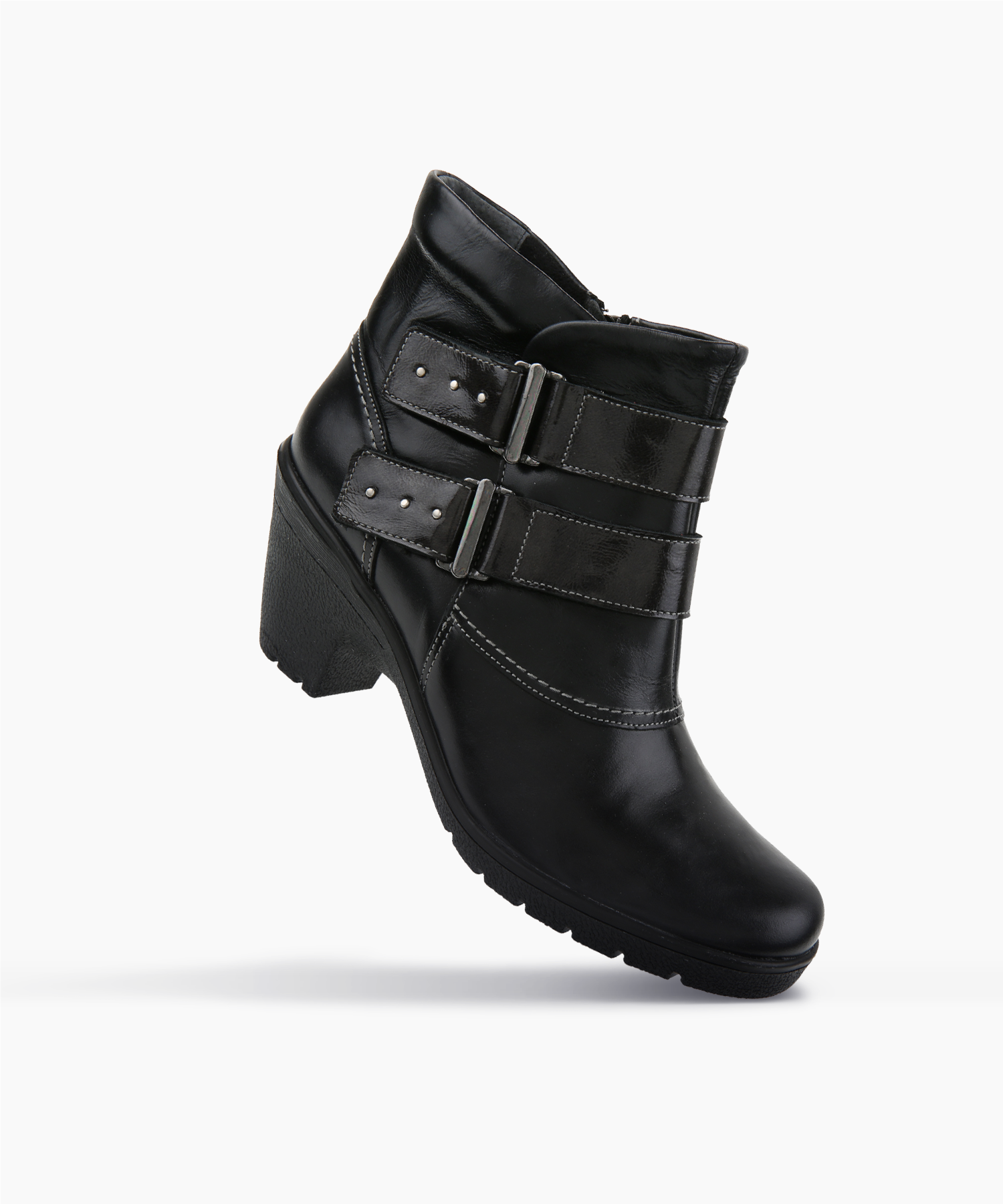 Bottines BESU Noir