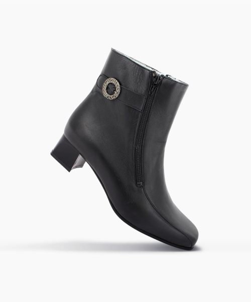 Bottines HOSARA Noir