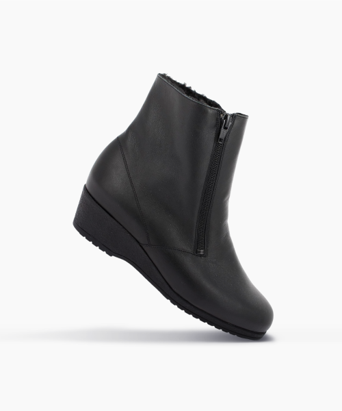 Bottines HYTEMA Noir