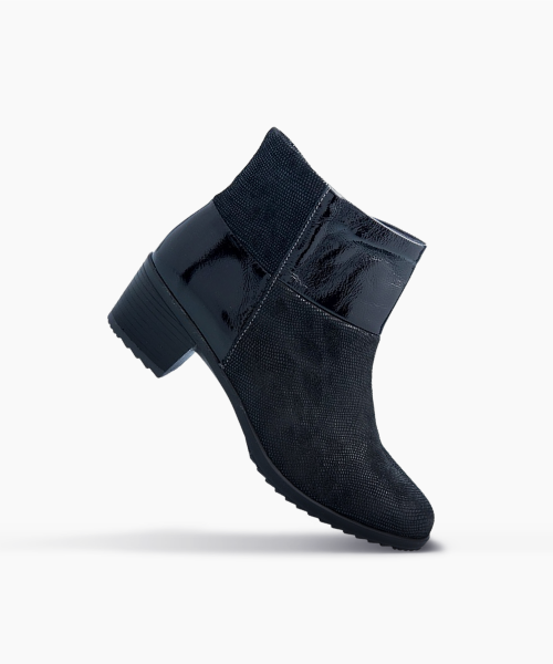 Bottines MACO Noir