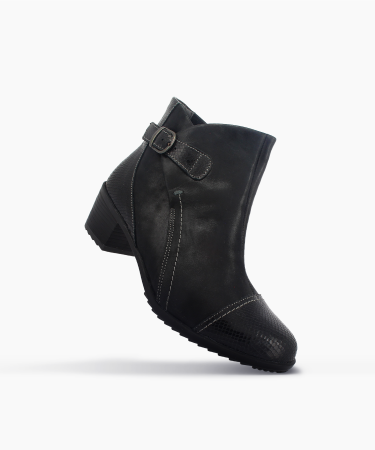 Bottines PICA Noir