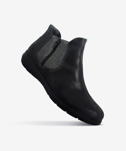 Bottines PICU Anthracite