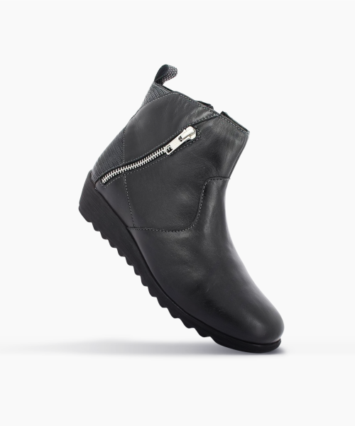 Bottines PUNE Noir