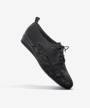 Derbies CARIBU Noir