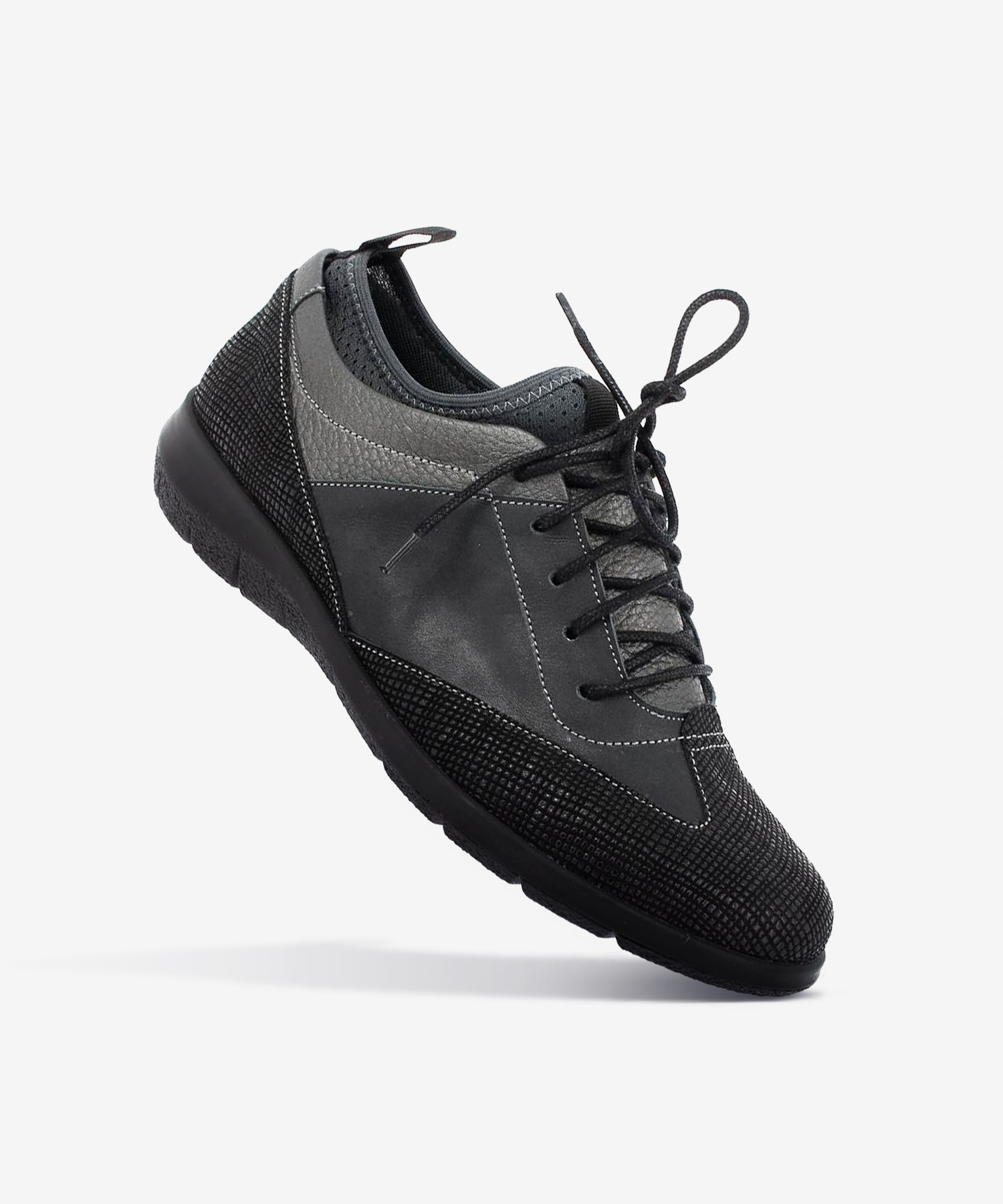 Derbies LOULOU Anthracite