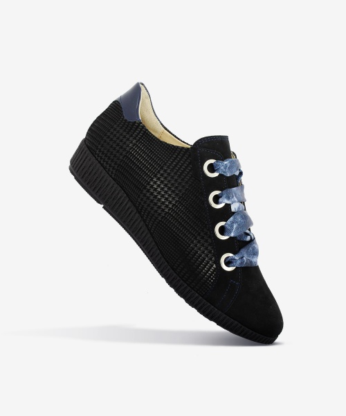 Derbies MONICA Noir