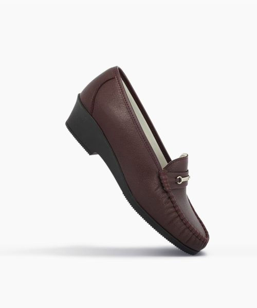 Mocassins OLAF Bordeaux