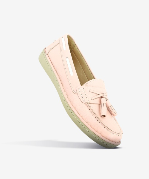 Mocassins SALOME Rose