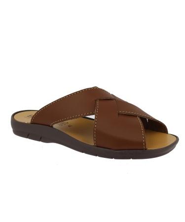 Sandale BAGNOLS Brioche