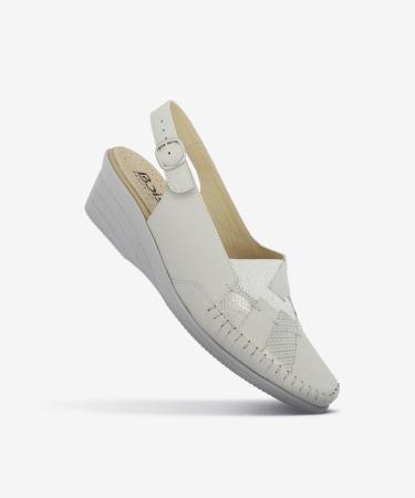 Sandale HOBY Ciment