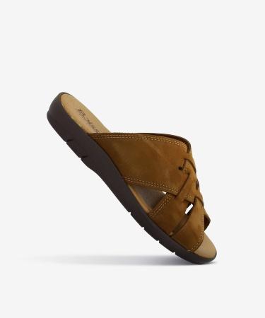 Sandale SAUGUE Cognac