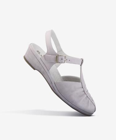Sandales AGLAE Mastic