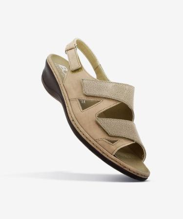 Sandales ANNA Beige