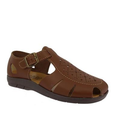 Sandales BAULE Brioche