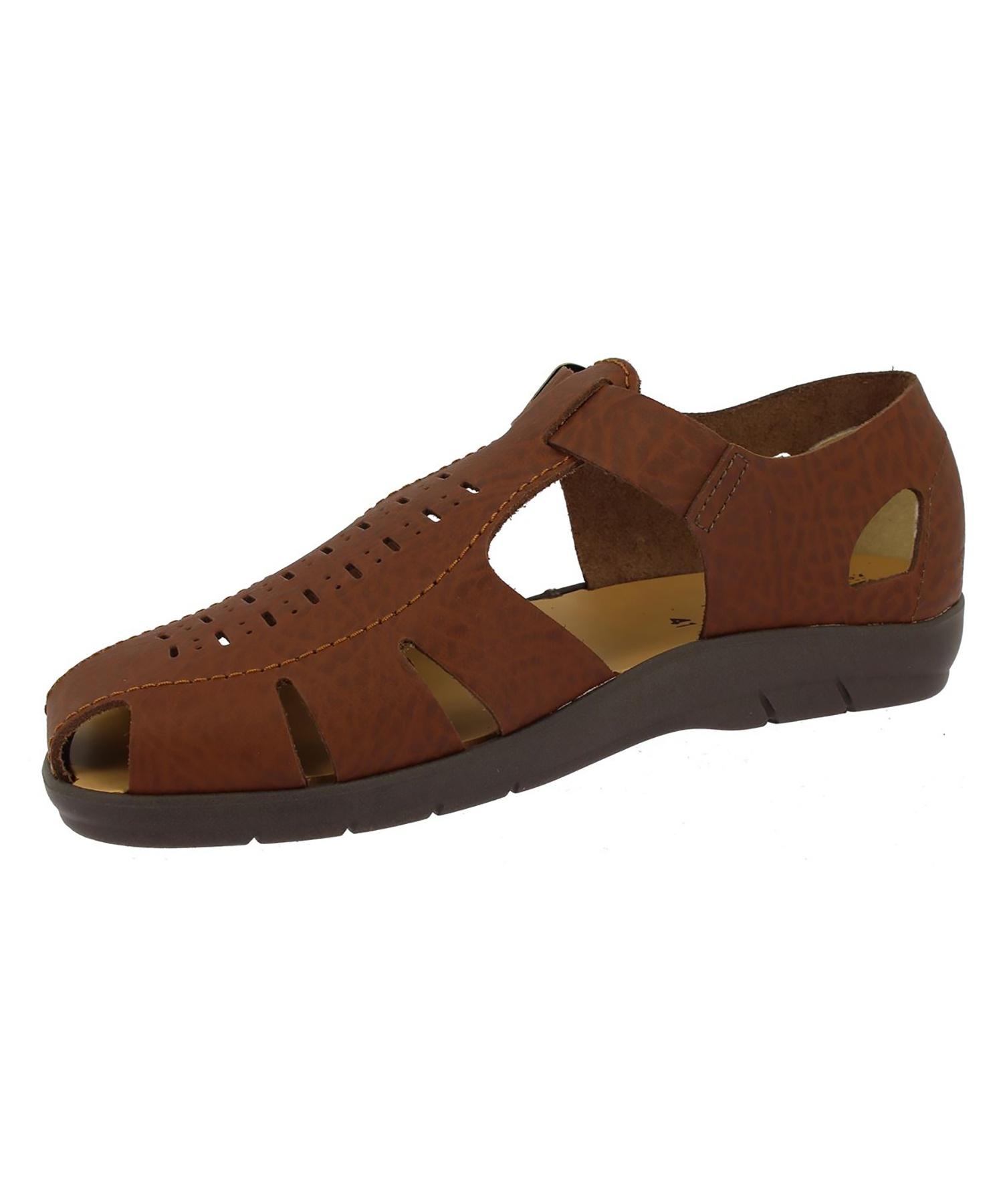 Sandales BLAISE Havane
