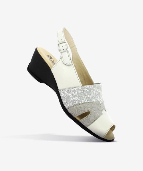 Sandales GRACE Gris