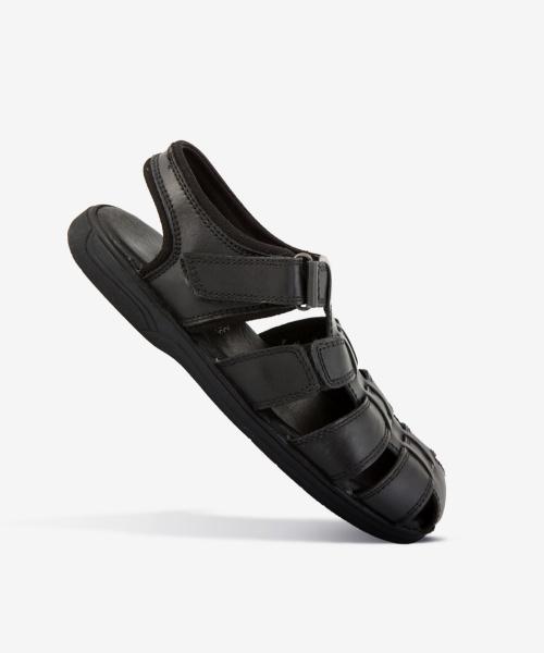 Sandales HENRI Noir
