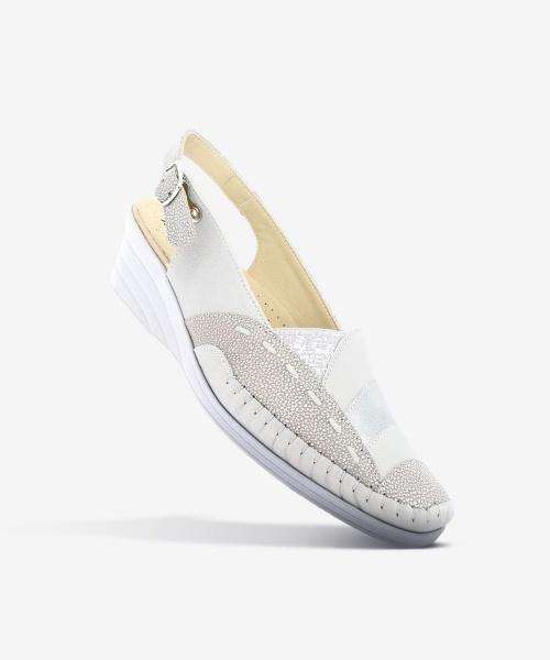 Sandales HISTOIRE Blanc