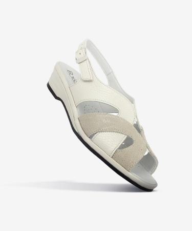 Sandales LOLA Ocre