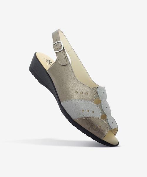 Sandales LUNCH Cuivre