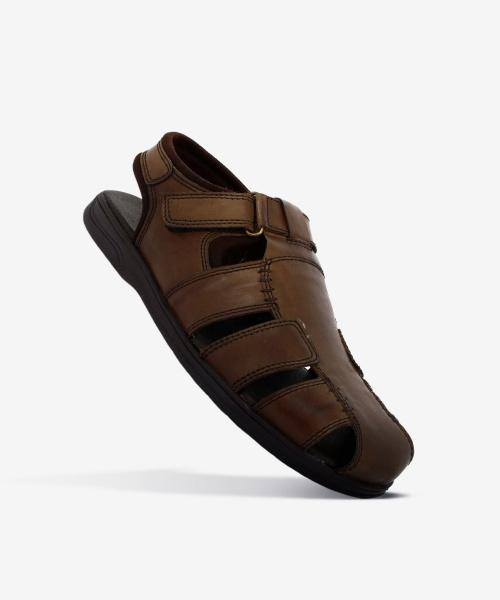 Sandales MALO Marron