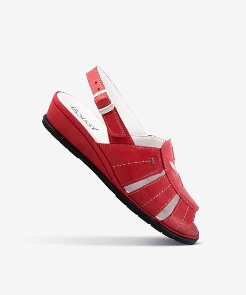 Sandales MILA Rubis