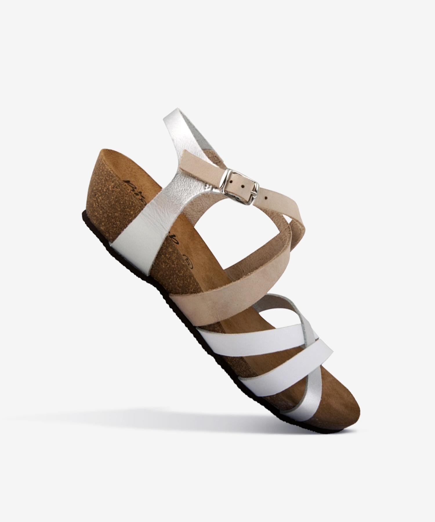 Sandales ZITA Beige
