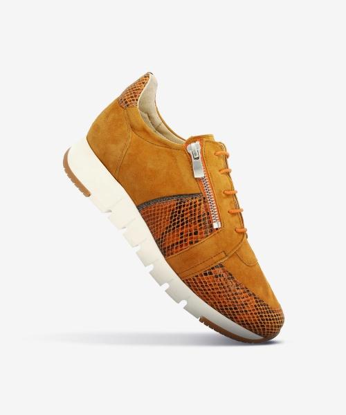Sneakers VERONE Ocre